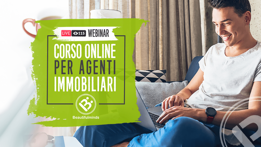 Corso online per agenti immobiliari Beautifulminds